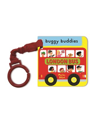 Book cover for London Bus Buggy Buddy